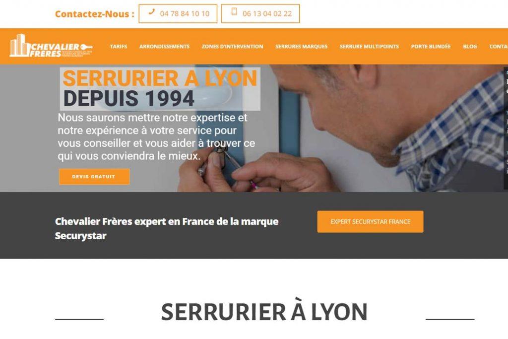 Serrurier Lyon – Chevalier Frères